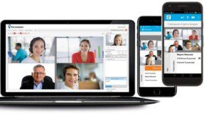 Проведение видеоконференций на разных устройствах