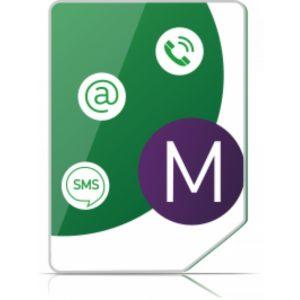 Для подключения опции требуется особая СИМ-карта